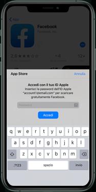 Apple iPhone SE - iOS 13 - Applicazioni - Configurazione del negozio applicazioni - Fase 25
