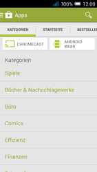 Alcatel Pop C7 - Apps - Herunterladen - 6 / 20