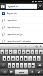 Sony Xperia S - Apps - Herunterladen - Schritt 7