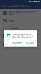 HTC 10 - E-Mail - Konto einrichten (outlook) - Schritt 6