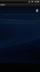 Sony Xperia Ray - Internet - Handmatig instellen - Stap 12