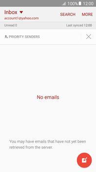 Samsung Galaxy A8 - E-mail - 032b. Email wizard - Yahoo - Step 10