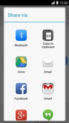 Huawei Ascend Y550 - Internet - Internet browsing - Step 17
