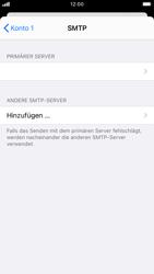 Apple iPhone 6s - iOS 14 - E-Mail - Manuelle Konfiguration - Schritt 21