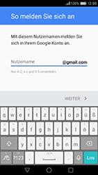 Huawei Honor 8 - Apps - Konto anlegen und einrichten - 2 / 2