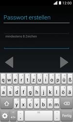 Huawei Ascend Y330 - Apps - Konto anlegen und einrichten - Schritt 11