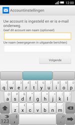 Alcatel OT-5050X Pop S3 - E-mail - Account instellen (POP3 zonder SMTP-verificatie) - Stap 20