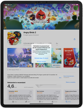 Apple iPad Air (2019) - iPadOS 13 - Applicazioni - Installazione delle applicazioni - Fase 16