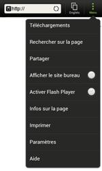 HTC One SV - Internet et roaming de données - Configuration manuelle - Étape 20