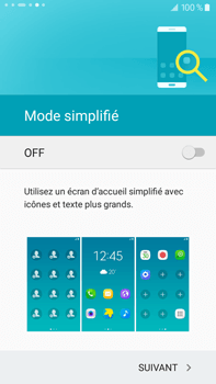 Samsung Samsung Galaxy J7 (2016) - Premiers pas - Créer un compte - Étape 37