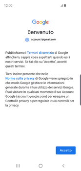 Samsung Galaxy S10e - E-mail - 032a. Email wizard - Gmail - Fase 11