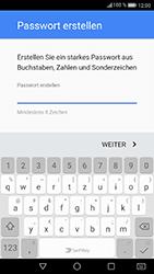 Huawei P8 Lite 2017 - Apps - Konto anlegen und einrichten - Schritt 11