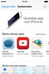 Apple iPhone 4S (iOS 9) - apps - app store gebruiken - stap 3