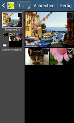 Samsung G3500 Galaxy Core Plus - MMS - Erstellen und senden - Schritt 21
