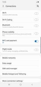 Samsung Galaxy Note 10 Plus 5G - MMS - Manual configuration - Step 5