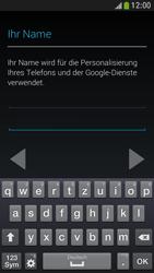 Samsung Galaxy S 4 Mini LTE - Apps - Einrichten des App Stores - Schritt 6