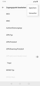 OnePlus 6T - Android Pie - MMS - Manuelle Konfiguration - Schritt 17