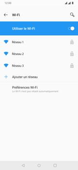 OnePlus 7 - Internet et connexion - Accéder au réseau Wi-Fi - Étape 7