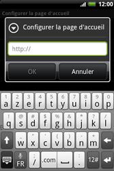 HTC A510e Wildfire S - Internet - Configuration manuelle - Étape 19