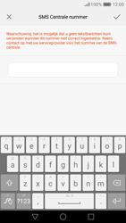 Huawei Nova - sms - handmatig instellen - stap 8