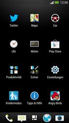 HTC One - Fehlerbehebung - Handy zurücksetzen - 5 / 11