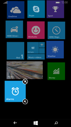 Microsoft Lumia 535 - Getting started - Personalising your Start screen - Step 7