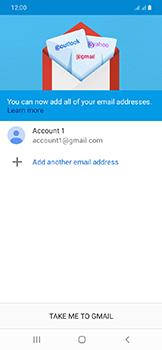 Samsung Galaxy A20e - E-mail - Manual configuration (gmail) - Step 14