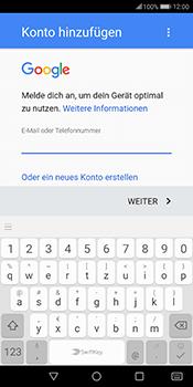 Huawei Mate 10 Lite - E-Mail - Konto einrichten (gmail) - 2 / 2