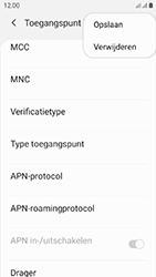 Samsung galaxy-xcover-4s-dual-sim-sm-g398fn - Internet - Handmatig instellen - Stap 17