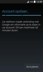 Samsung G357 Galaxy Ace 4 - Applicaties - Account instellen - Stap 20