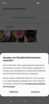 Samsung Galaxy S10 - MMS - Erstellen und senden - Schritt 20