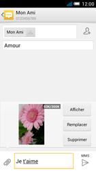 Alcatel OT-5036X Pop C5 - MMS - envoi d'images - Étape 15