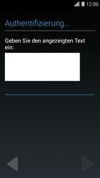 Huawei Ascend Y550 - Apps - Konto anlegen und einrichten - 0 / 0