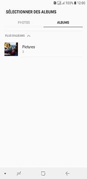 Samsung Galaxy J6 - Contact, Appels, SMS/MMS - Envoyer un MMS - Étape 17