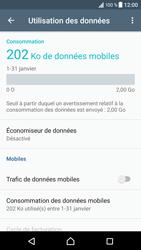Sony Xperia XZ - Android Nougat - Internet - activer ou désactiver - Étape 7