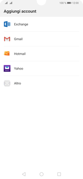 Huawei P30 - E-mail - 032b. Email wizard - Yahoo - Fase 5