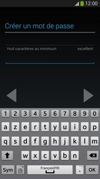 Samsung Galaxy Note 3 - Applications - Créer un compte - Étape 11