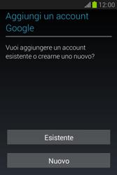 Samsung Galaxy Fame Lite - Applicazioni - Configurazione del negozio applicazioni - Fase 4