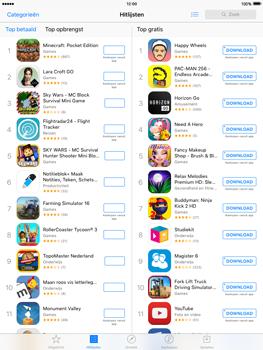 Apple iPad mini iOS 9 - Applicaties - Account aanmaken - Stap 4