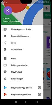 Huawei Mate 10 Pro - Android Pie - Apps - Nach App-Updates suchen - Schritt 7