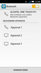 Alcatel OT-5036X Pop C5 - bluetooth - aanzetten - stap 6