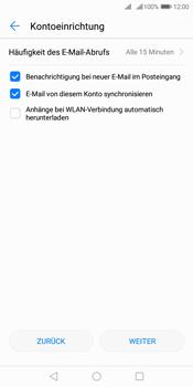 Huawei Y7 (2018) - E-Mail - 032b. Email wizard - Yahoo - Schritt 7