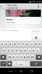 Sony Xpéria E3 - Contact, Appels, SMS/MMS - Envoyer un MMS - Étape 20