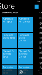 Nokia Lumia 930 4G (Type RM-1045) - Applicaties - Downloaden - Stap 7