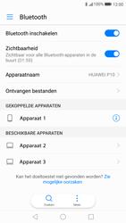 Huawei P10 - Bluetooth - Koppelen met ander apparaat - Stap 7