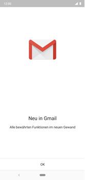 Nokia 6.1 Plus - Android Pie - E-Mail - Konto einrichten (gmail) - Schritt 4