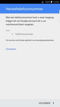 Samsung Galaxy S6 edge+ (SM-G928F) - Applicaties - Account aanmaken - Stap 11