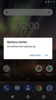 Nokia 6 (2018) - MMS - Handmatig instellen - Stap 19