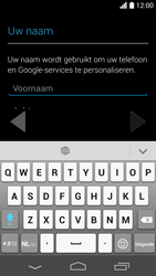 Huawei Ascend P6 LTE - apps - account instellen - stap 4