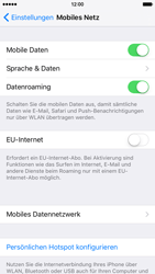 Apple iPhone 6s - Internet - EU-Internet deaktivieren - 6 / 6